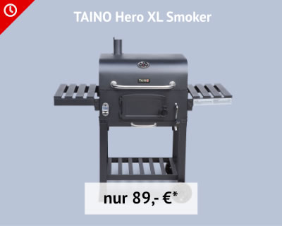 TAINO Hero XL Smoker