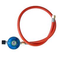 90056 Gasregler für Kartusche + Schlauch