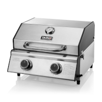 93512 TAINO Tischgrill COMPACT 2.0S mit 2 Brenner Gasgrill