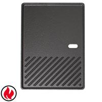 90013 TAINO BASIC Grillplatte Wendeplatte Gusseisen