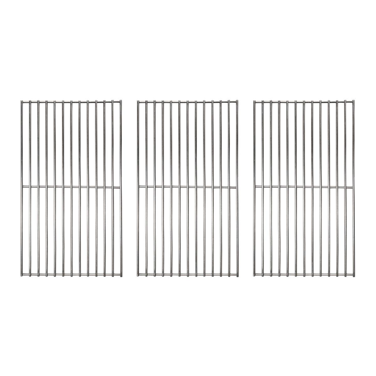 90150 TAINO Edelstahlrost Set PLATINUM BLACK 4 Brenner