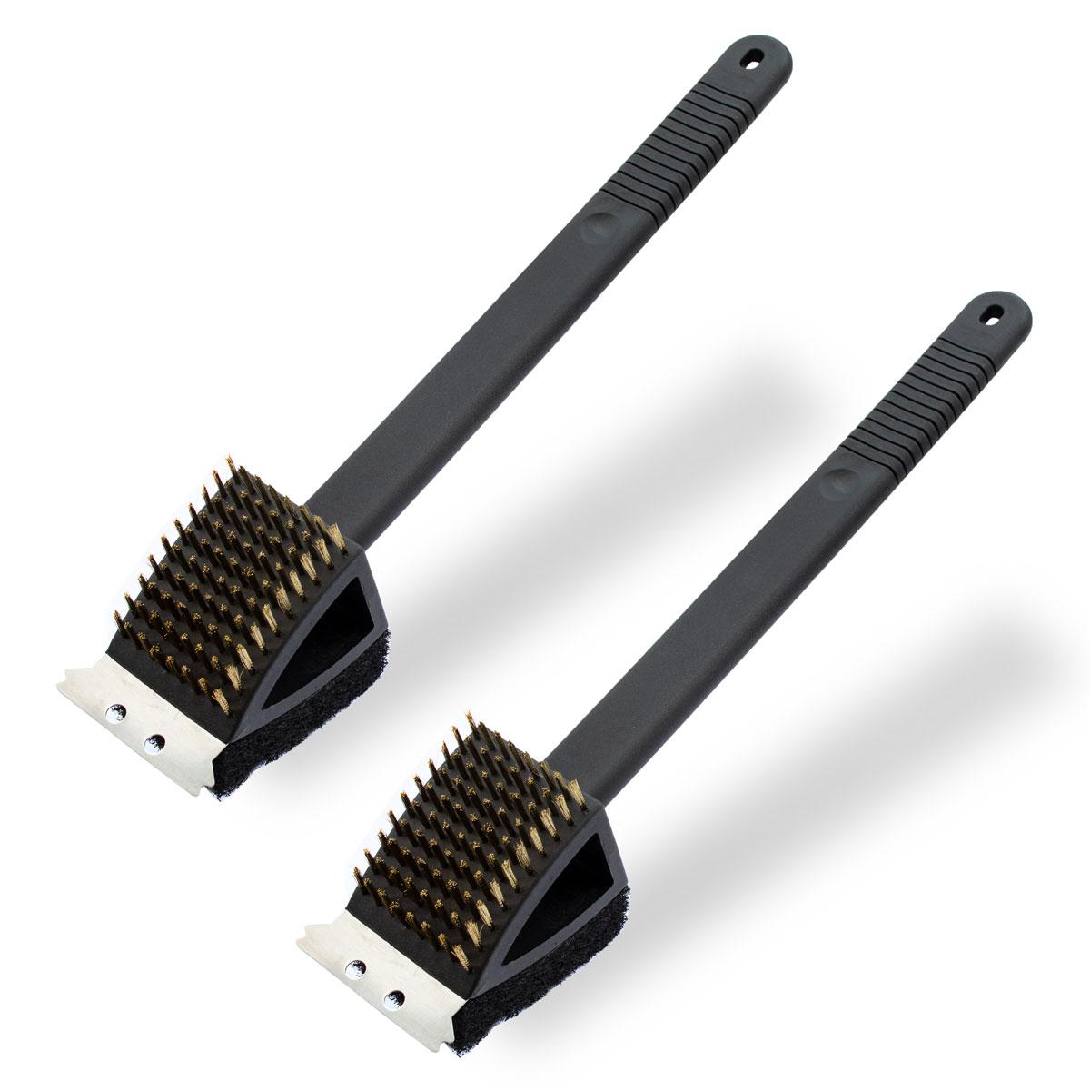 2x 93253 Set Grillbürste Multi-Tool