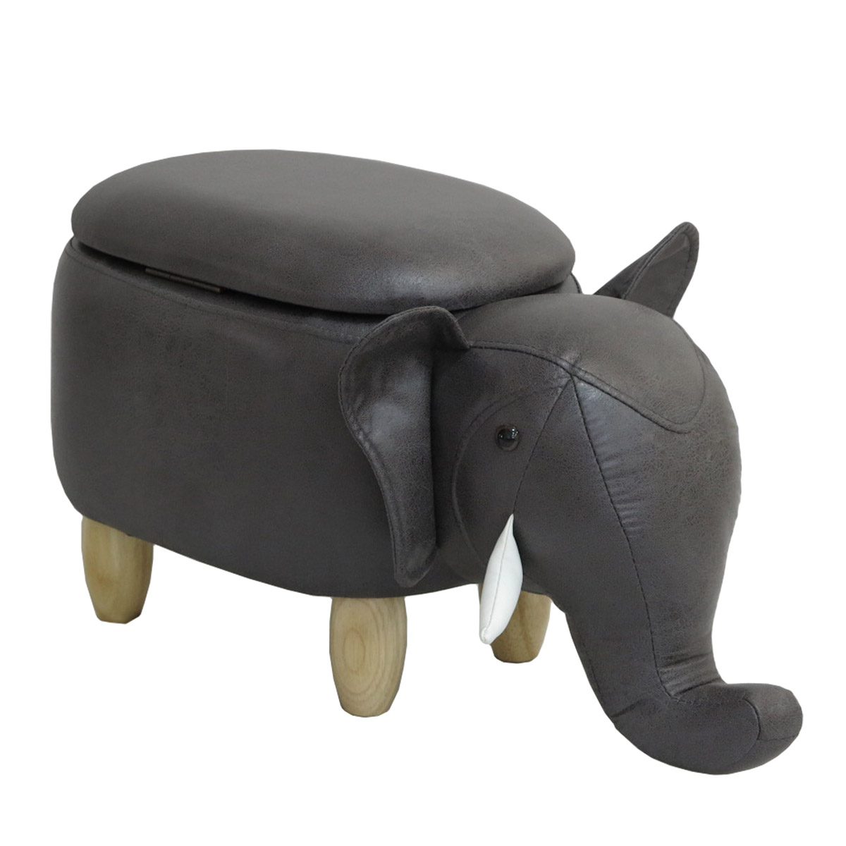 92334 SVITA Kinderhocker Elefant