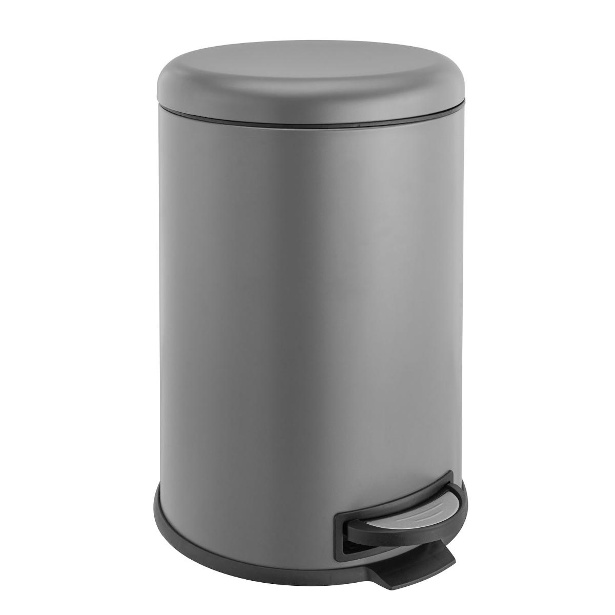 91898 SVITA T20 grau Mülleimer 20 Liter
