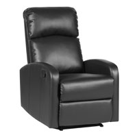 90328 SVITA LEX Relax Sessel schwarz