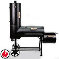 93019 TAINO CHIEF 130 KG Smoker Kohle-Grill