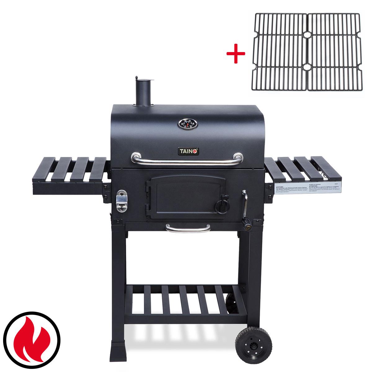 Set 93537 + 90037 (Smoker + Roste) 91037