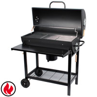 93454 Smoker Holzkohle-Grill