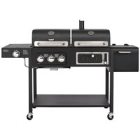 93534 TAINO HERO DUO Gasgrill + Smoker