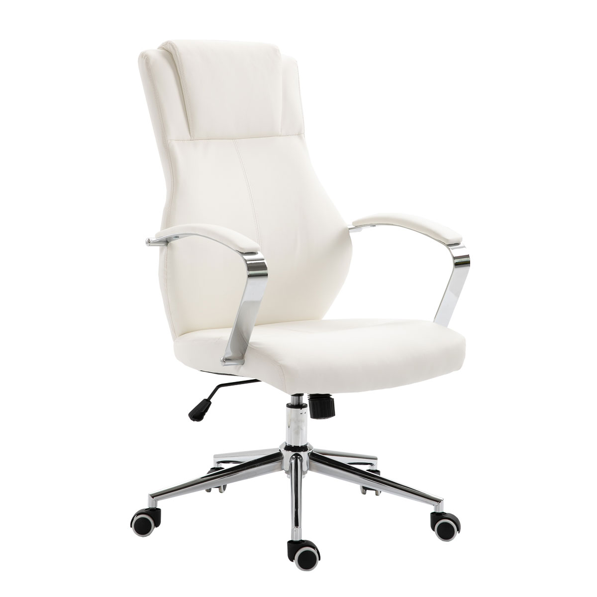 90463 SVITA Bürostuhl weiß