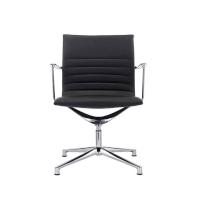 91560 SVITA Elegance Premium Drehstuhl schwarz