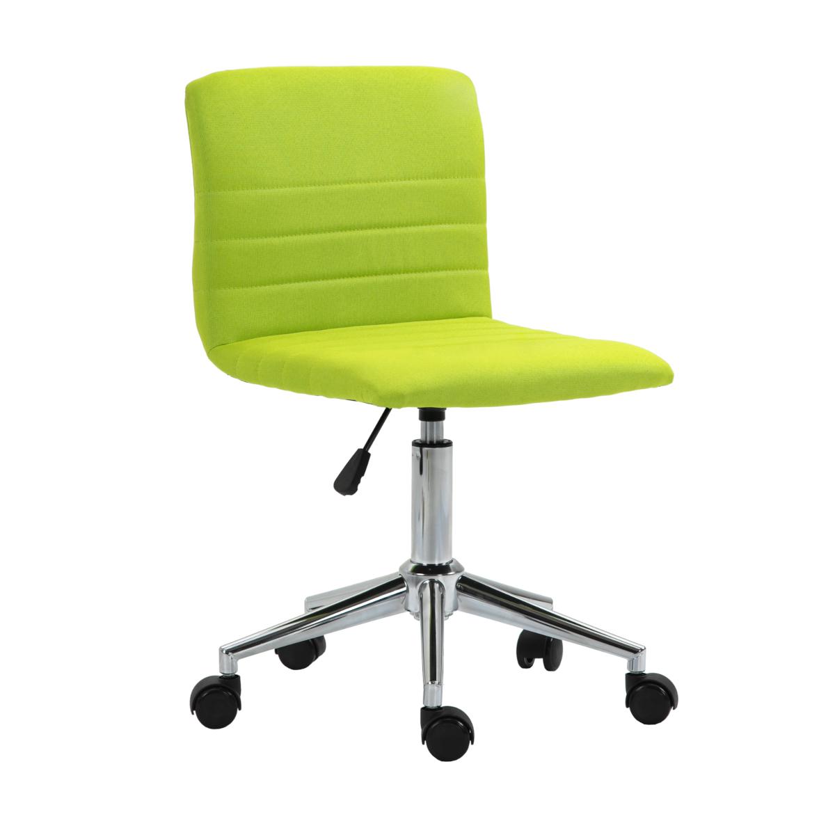 92217 SVITA LINUS Schreibtischstuhl Kinder Drehstuhl Stoffbezug Grün